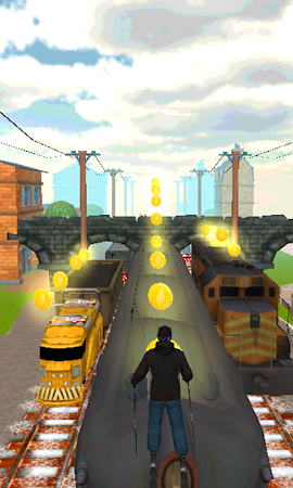 Skating Subway Surfers 1.0.1.5 screenshot 485239