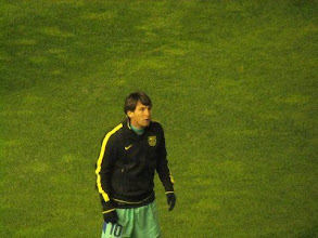 Photo: 04/12/10 v Barcelona (Primera Div) 0-3 - contributed by Leon Gladwell