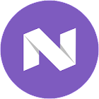 Nougat Launcher by N Dev Team icon
