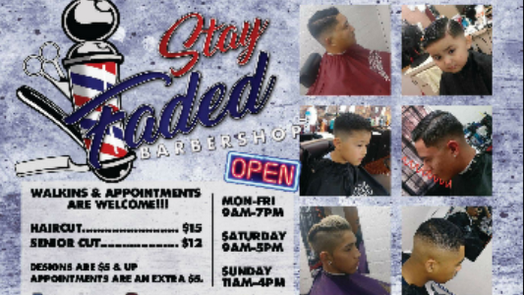 Stay Faded Barbershop Barber Shop In Yuma