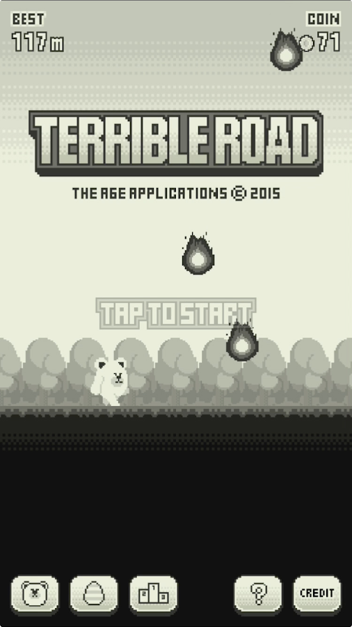 Terrible Road- screenshot