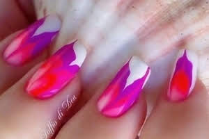 nail-art-soffiodidea-water-marble-flowers