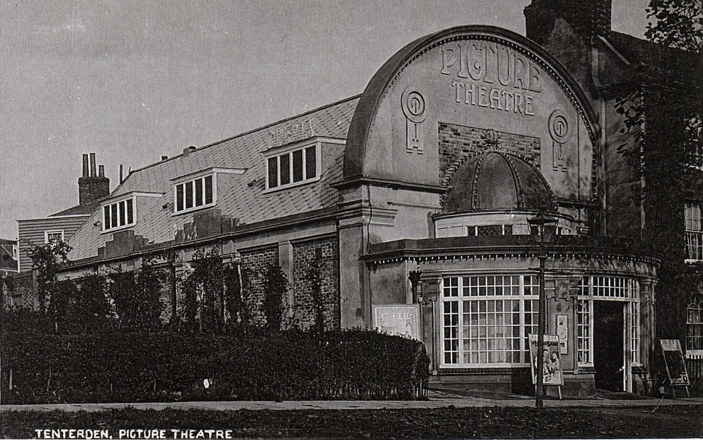 Electric Palace Cinema Tenterden, Cinema Palace