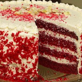 Cake «Red Velvet». Recipe