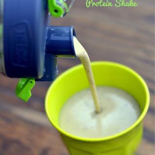 Vanilla Mango Lassi Protein Shake