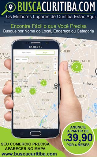 Guia Busca Curitiba 1.0 screenshots 3