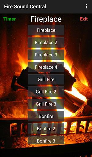 Fire Sound Central 1.0.2 screenshots 1