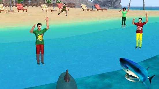 Angry Shark Killer Attack screenshot