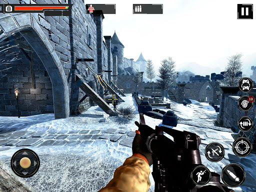Counter Critical Strike CS: Army Special Force FPS filehippodl screenshot 9
