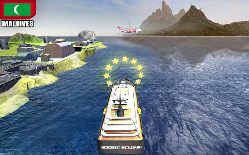 Code Triche Simulateur de jeux de navires bru00e9siliens APK MOD screenshots 4