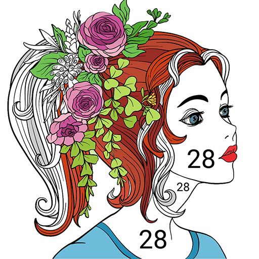Paint By Number - Coloring Book Android APK Download Free By Tixonic Developer