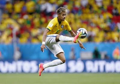 """Neymar: """"Thiago Silva est un leader"""""""