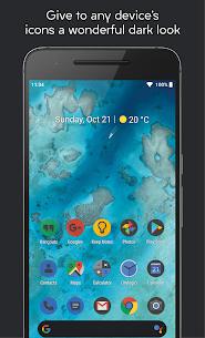 Darkful Icon Pack – Theme for Apex/Nova Launcher 1