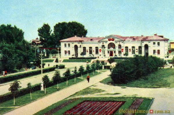 Старий вокзал