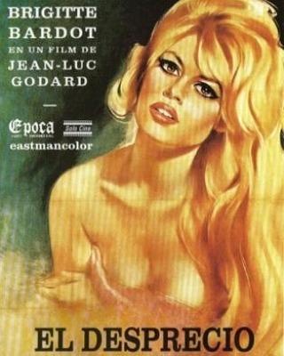 El desprecio (1963, Jean-Luc Godard)
