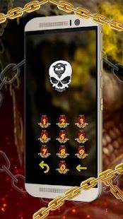 Reaper skull fire theme - náhled