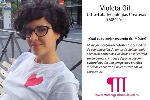 Photo: Violeta Gil, Ultra-Lab. Tecnologías Creativas, #MGC10ed
