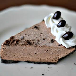 Mocha Pudding Pie.