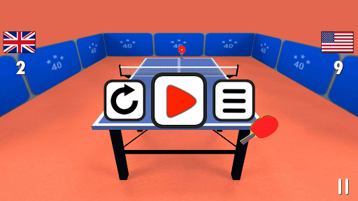Table Tennis 3D screenshot 4
