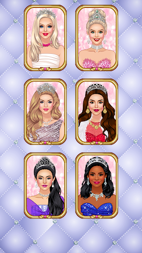 Prom Queen Dress Up - High School Rising Star  screenshots 12