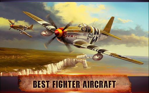 Real Air Combat War: Airfighters Game 1.7 screenshots 2
