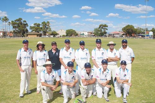War Vets Cup - Cricket Final