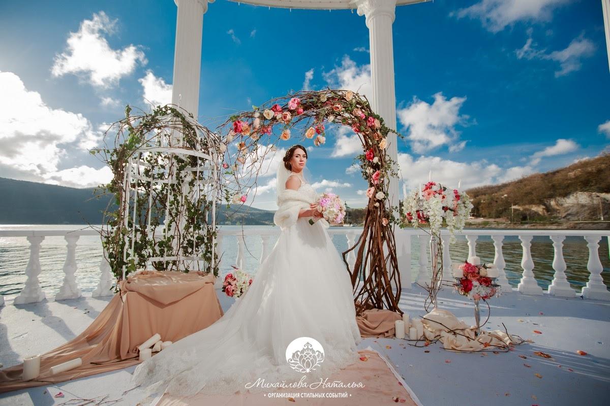 свадебная фотосессия в абрау дюрсо ради