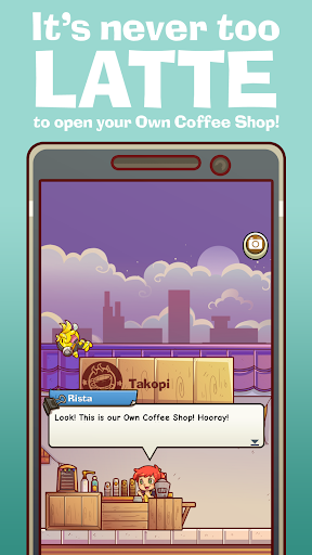 Own Coffee Shop: Idle Game 3.3.2 screenshots 1