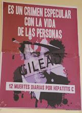Photo: Monzón: II Feria de Asociaciones. Plataforma afectados Hepatitis C