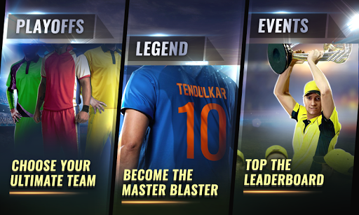 Sachin Saga Cricket Champions 1.1.1 screenshots 1