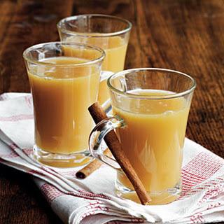 Spiced Caramel Cider
