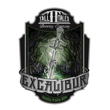 Logo of Tall Tales Excalibur