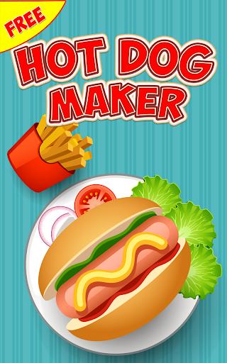 Hotdog Makeru2013Cooking Games  screenshots 4