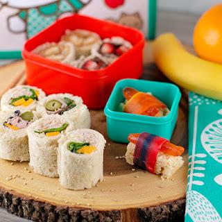 Sandwich Sushi.