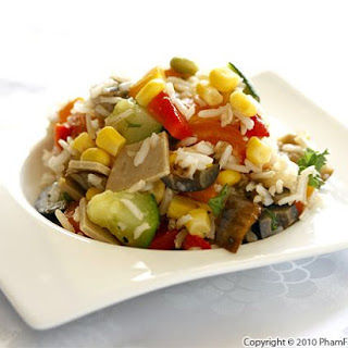 French Rice Salad Recipe