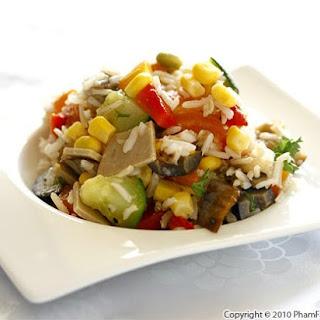 French Rice Salad.