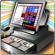 Game Supermarket Cash Register - Girls Cashier Games APK for Windows Phone