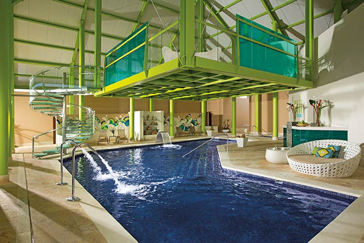 The Breathless Spa by Pevonia at Breathless Punta Cana Resort & Spa.