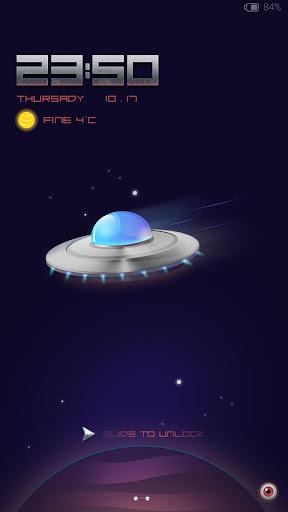 the alien E.T. - iDO Theme