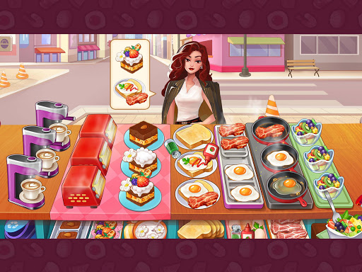 Breakfast Story: chef restaurant cooking games modavailable screenshots 9