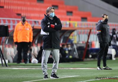 """Johan Boskamp ne comprend pas les critiques à l'encontre de Vercauteren : """"Il ne faut pas venir pleurer après"""""""