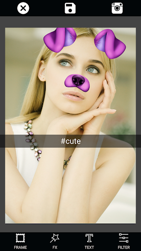 Selfie Camera - Photo Editor & Filter & Sticker screenshot 2