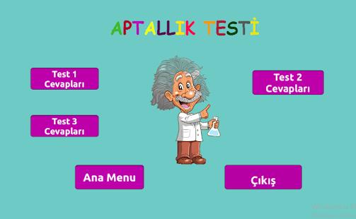 Aptallık Testi - náhled