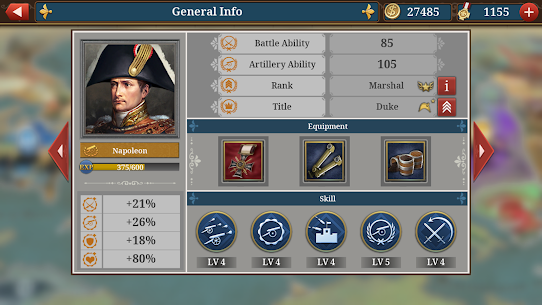 European War 6: 1804 MOD APK [Unlimited Money + Unlockd] 7