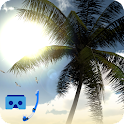 Tropical Dream VR Cardboard icon