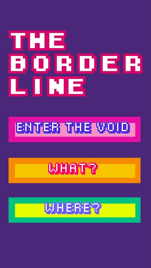 BorderlineAR- screenshot