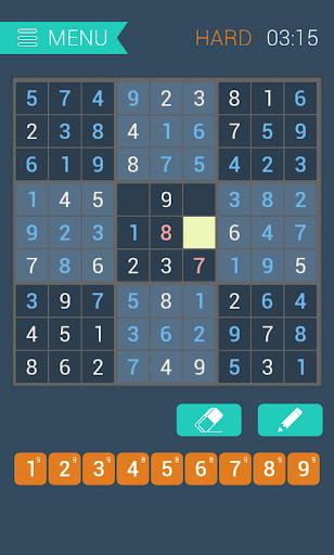 u2747ufe0f Sudoku free - Classic puzzle Sudoku game 3.8.0 screenshots 2