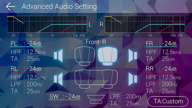 Bildresultat för pioneer smart sync app eq