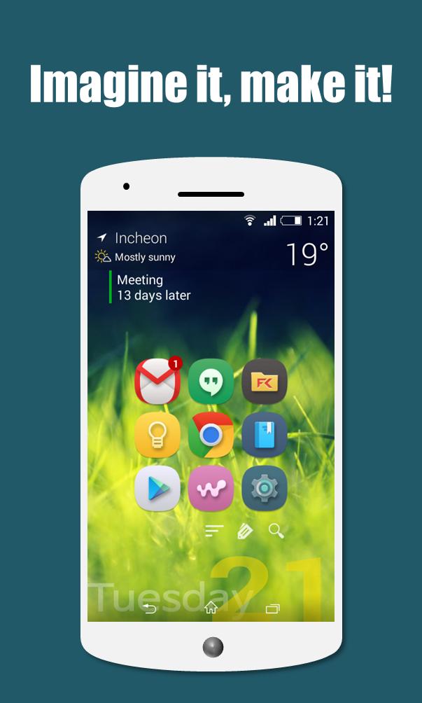 Total Launcher Screenshot 0