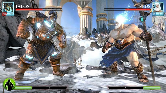 Gods of Rome- screenshot thumbnail